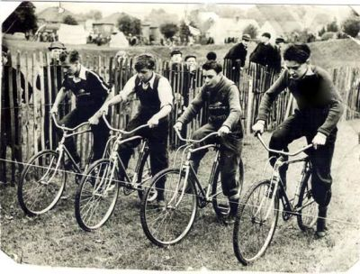 cycle speedway history