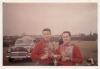 1963 Best Pairs Champions. Alan Ford and Derek Lockwood.