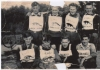 Foxhall Panthers Team. Back L/R: ?-John Brett-Mick Mahon. Front 1st left Ray Earrey. Other riders unknown.