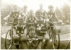 1968 Photo taken at Hellingly. This is the 2nd team(The Hunters) wearing the 1st team tops. See the Hunters Team site.