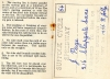 1950s Racing Licence Inner showing Rules..