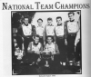 1956 National Team Champions.