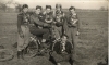 1951 Team at Wanstead Flats. Pete Carless-Ken Brenchley(capt)-Ted Jones-Bill Nutting-D. Woollard-W. Cutter.