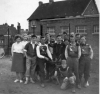 1951 Photo taken at Wood Green Dragons.