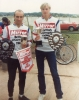 1982 British Senior & Junior Champions John Watchman & Tim Snook(Ipswich).