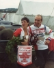 1982 British Champion John Watchman at Poole.